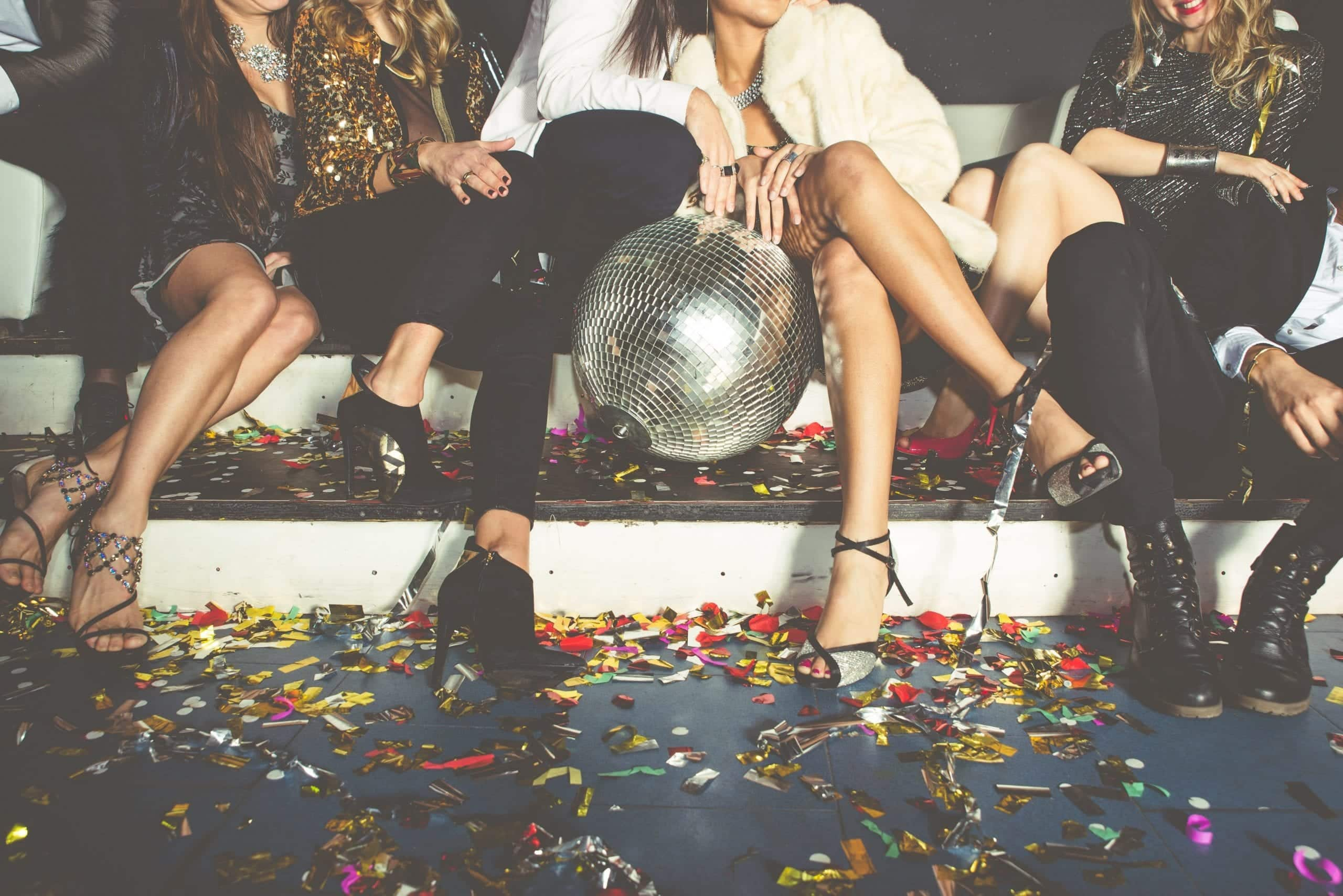 Party Culture addiction or fun