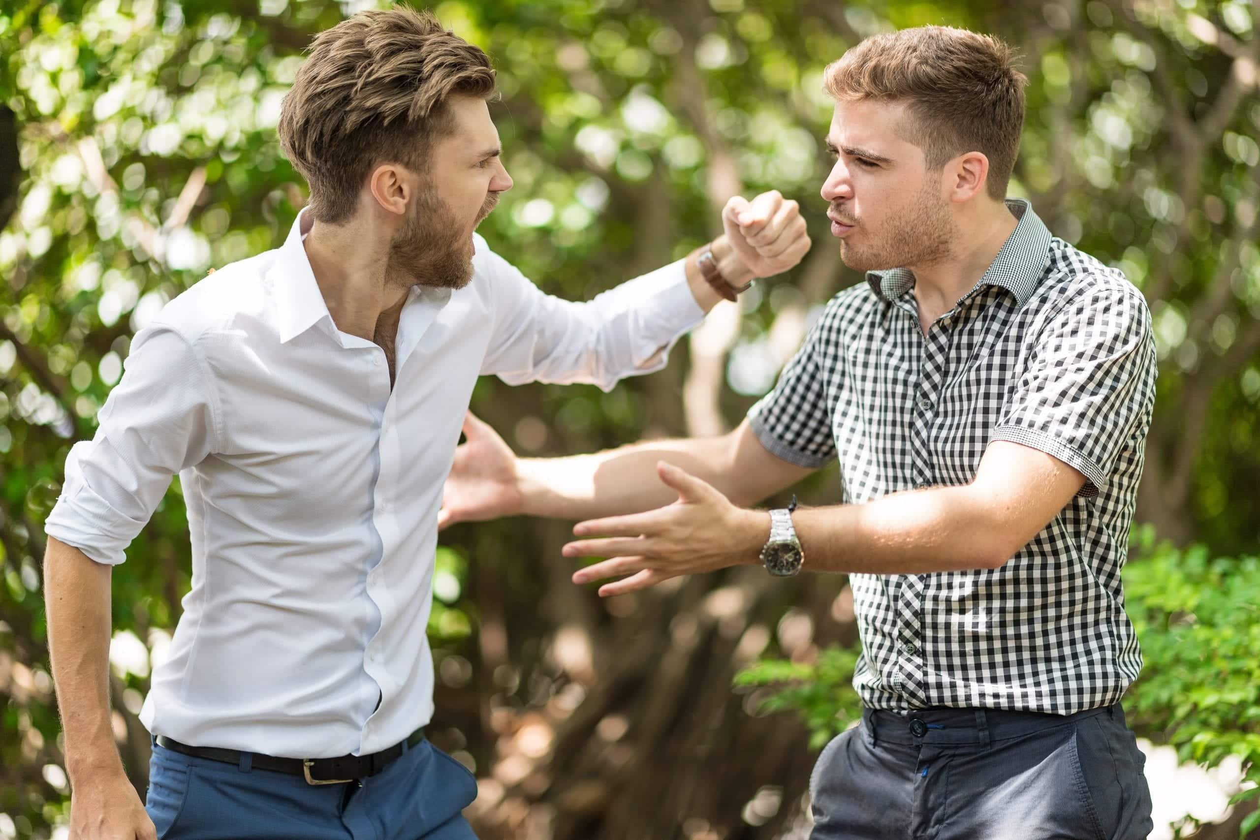 The Negatives of Conflict