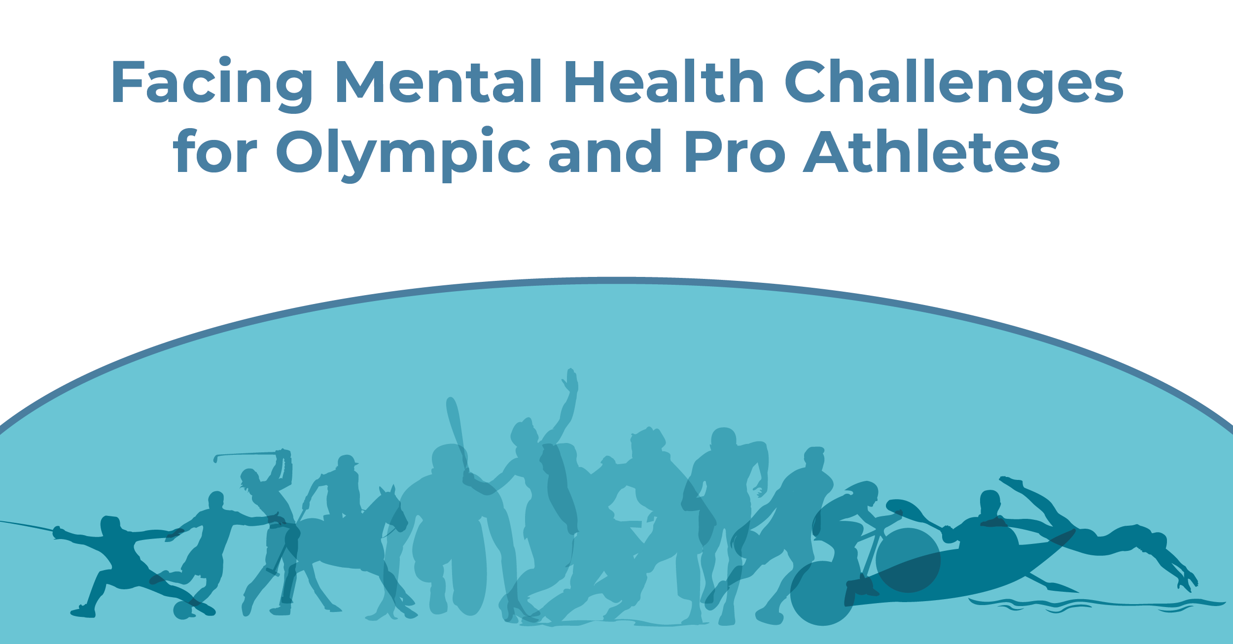 Facing Mental Health Challenges for Olympic and Pro Athletes